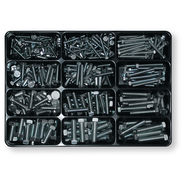 HEX Set Screw Assortment DIN 933 8.8